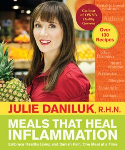 Julie Daniluk - Book