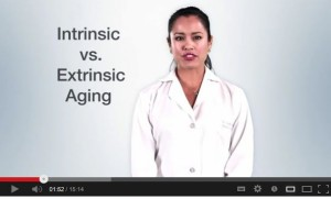 Doctor Claudia Aguirre's video on Aging Skin