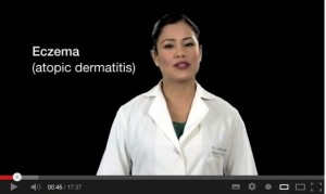 Doctor Claudia Aguirre's Video on Eczema: Scratching the Surface