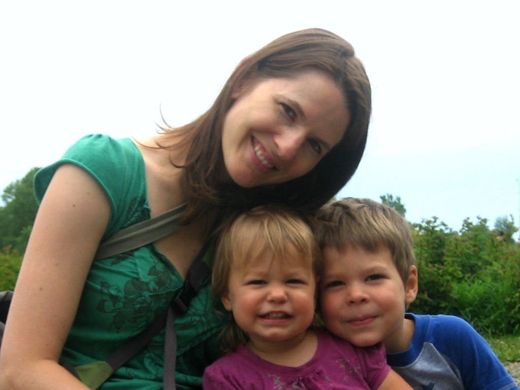 Jennifer shares on managing a second child when the first has eczema