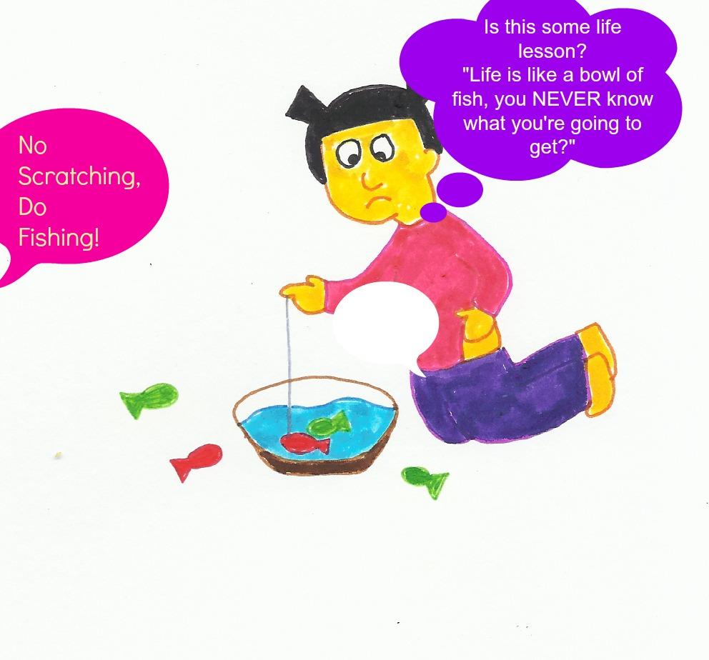 Eczema Cartoon