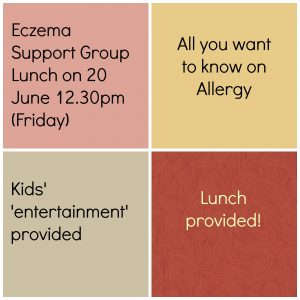 ESG lunch allergy