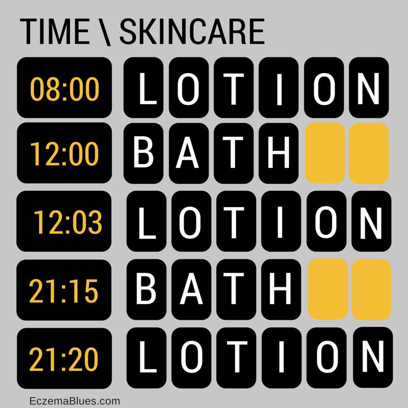 Daily Skincare for Eczema Children