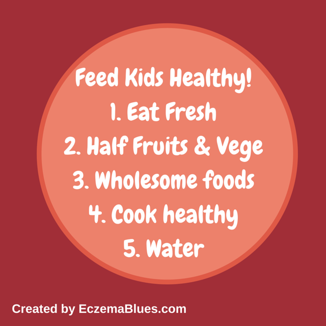 Kids Healthy Diet