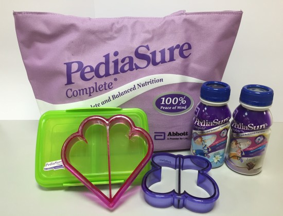 PediaSure goodie bag