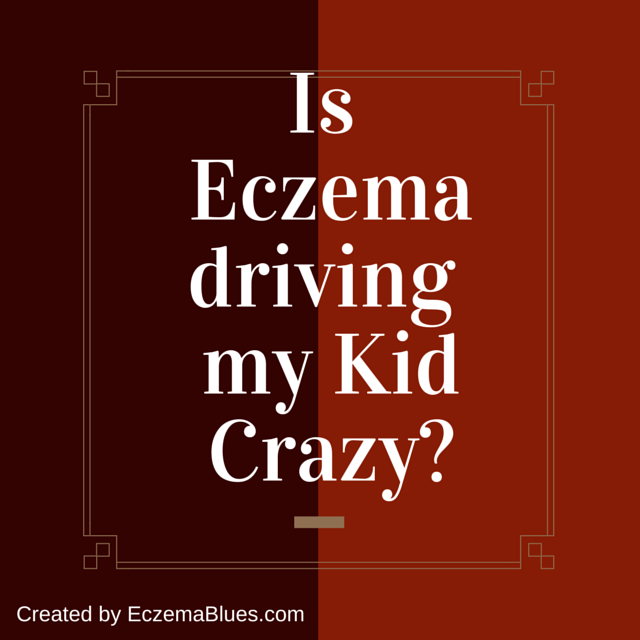 Psychological Impact of Childhood Eczema