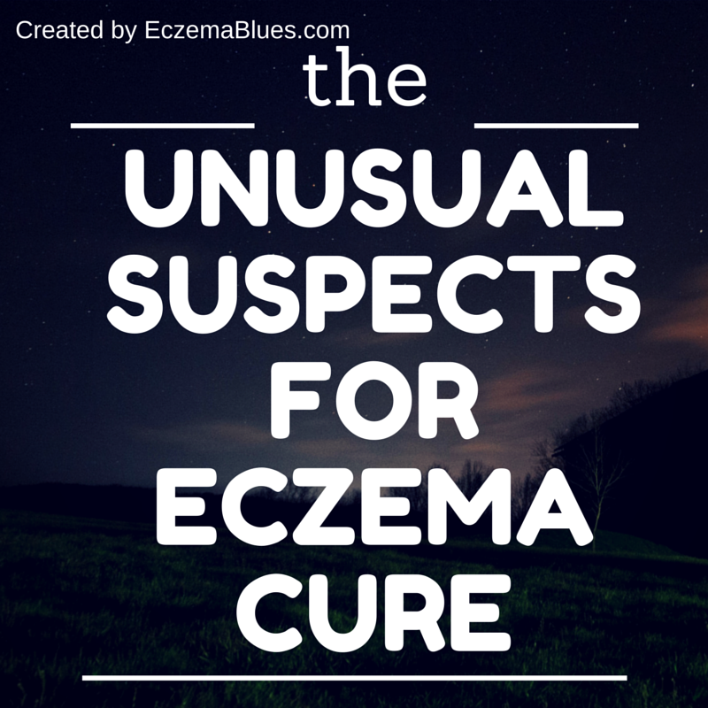 Unusual suspects for Eczema cure