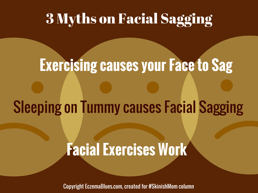 3 myths on Saggy Face