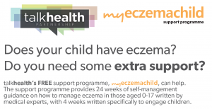 Talkhealth MyEczemaChild Patient Support Program