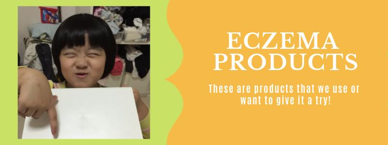 Eczema products