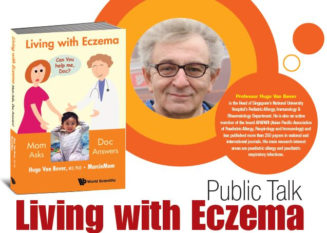 Top 5 Q&A from Living with Eczema: Mom Asks, Doc Answers
